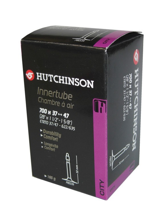 Hutchinson Road 28 700x20/25 FV belső gumi (60 mm)