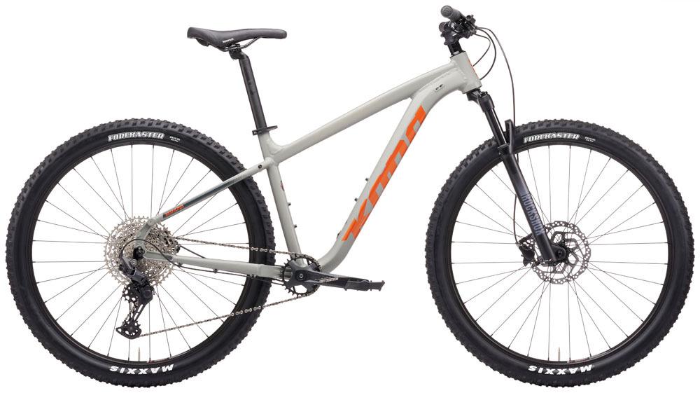 """KONA Mahuna férfi 29"""" MTB kerékpár - szürke - L (2021)"""