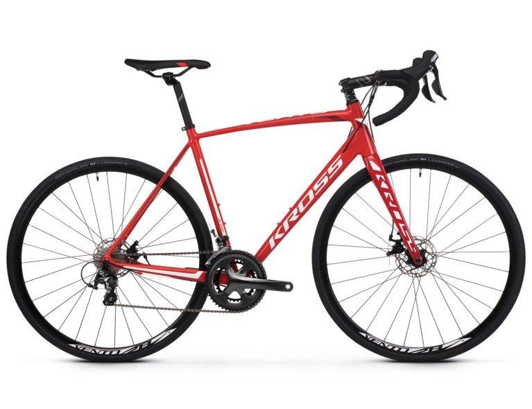 KROSS VENTO 4.0 országúti kerékpár - piros - M (2020)