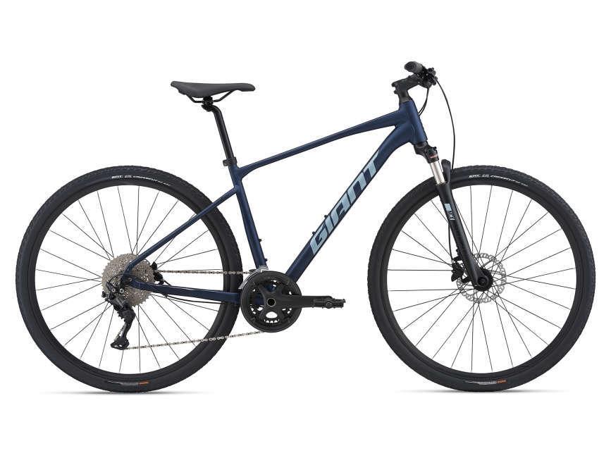 GIANT Roam 1 Disc férfi cross kerékpár - metál kék - XL (2021)