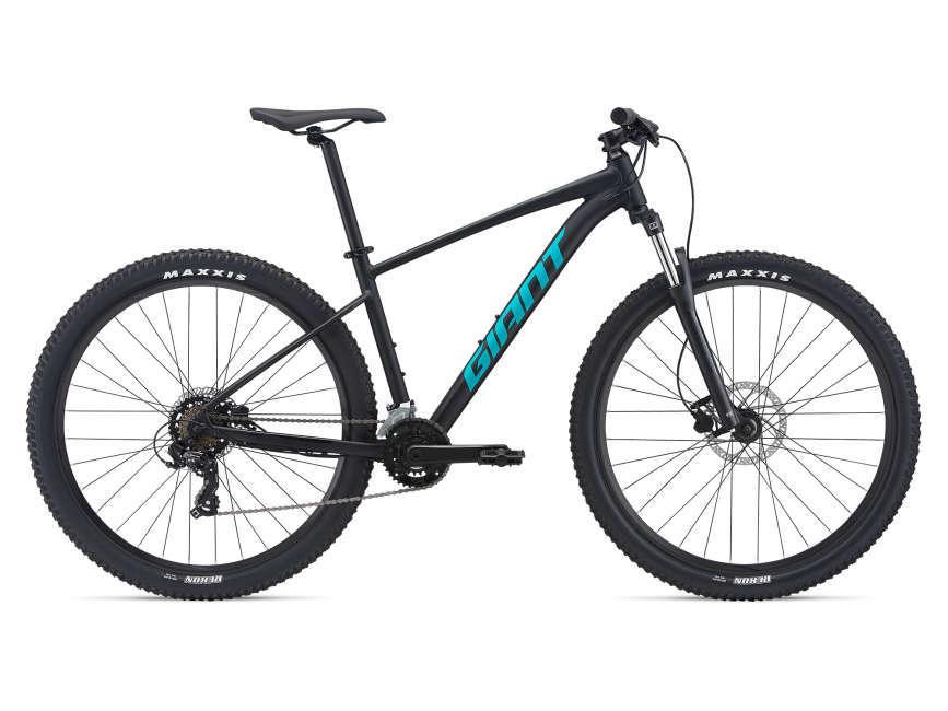 """GIANT Talon 3 (GE) férfi 27.5"""" MTB kerékpár - fekete - M (2021)"""