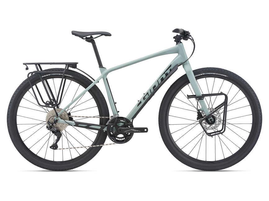GIANT ToughRoad SLR 1 férfi cross kerékpár - szürke - M (2021)