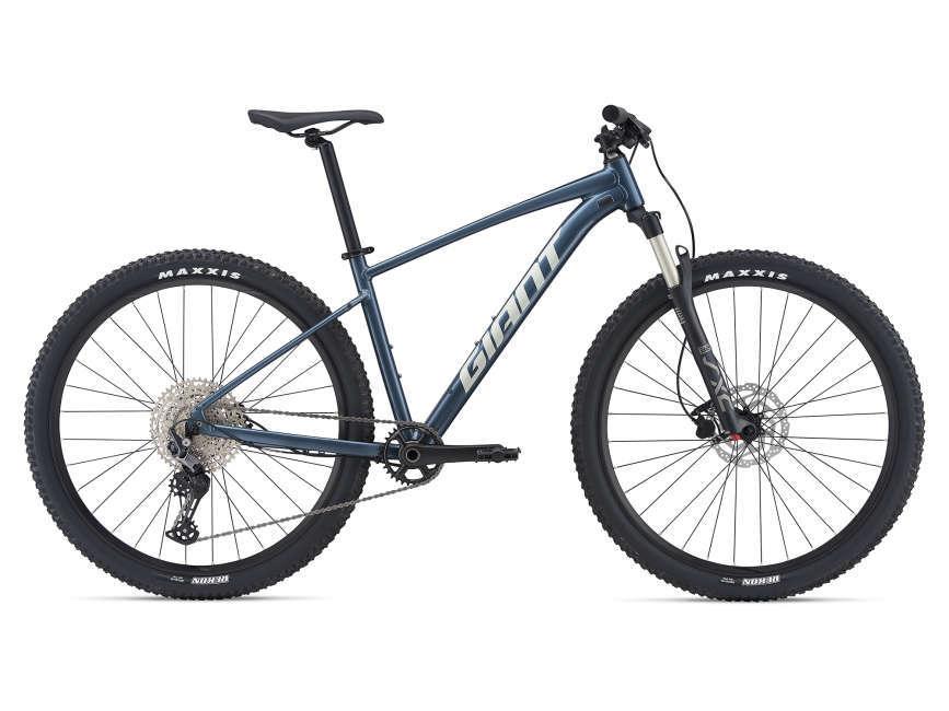 """GIANT Talon 0 férfi 27.5"""" MTB kerékpár - kék - M (2021)"""