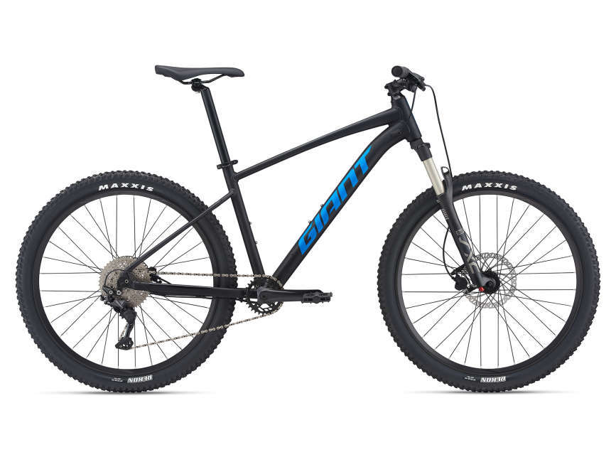 """GIANT Talon 1 (GE) férfi 27.5"""" MTB kerékpár - fekete - S (2021)"""