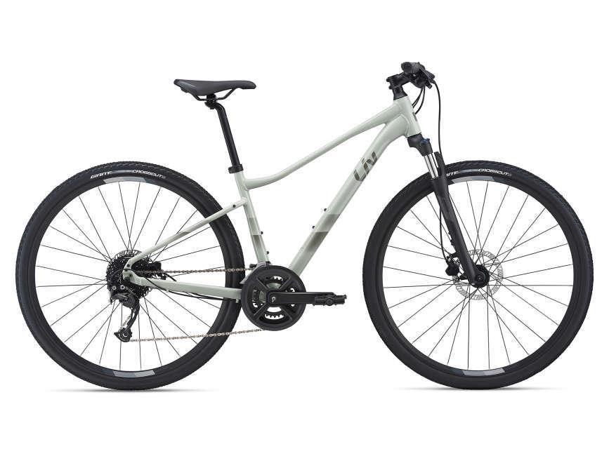 LIV Rove 2 DD női cross kerékpár - sivatagi zsálya - S (2021)