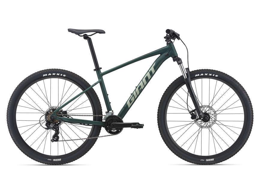 """GIANT Talon 3 férfi 29"""" MTB kerékpár - zöld - S (2021)"""