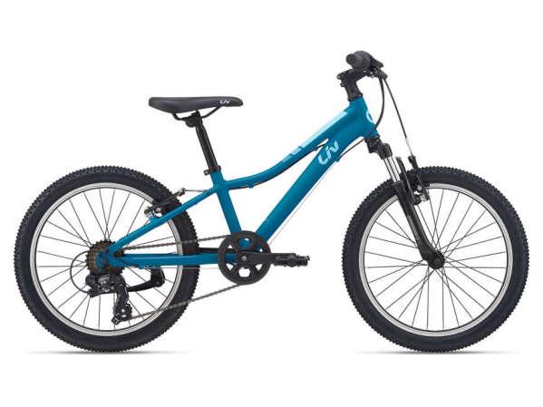 LIV Enchant 20 lány kerékpár - kék (2021)