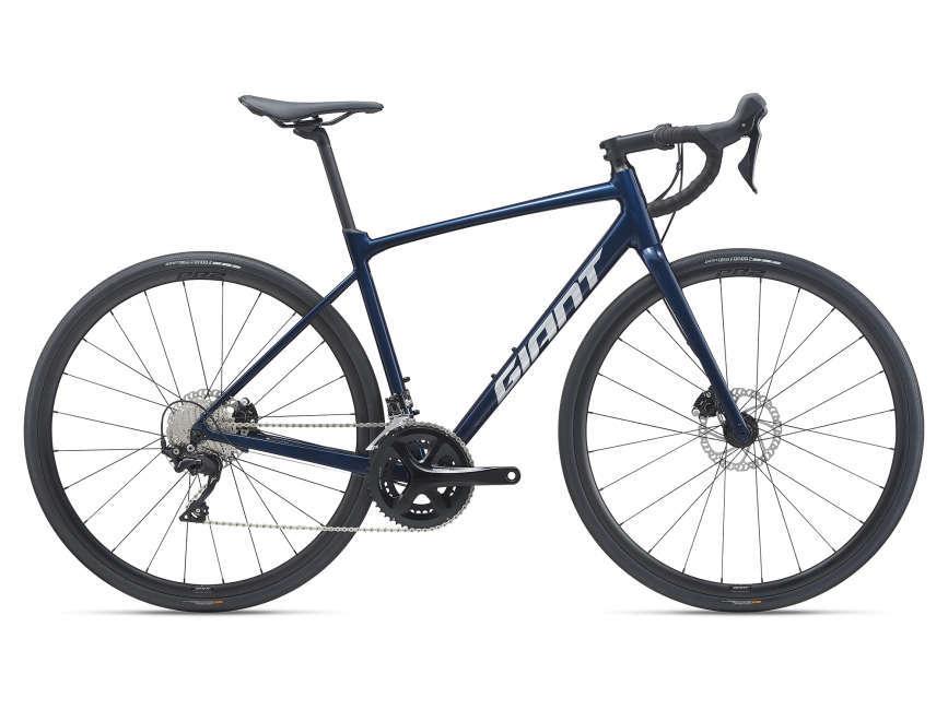 GIANT Contend AR 1 országúti kerékpár - metál kék - M/L (2021)