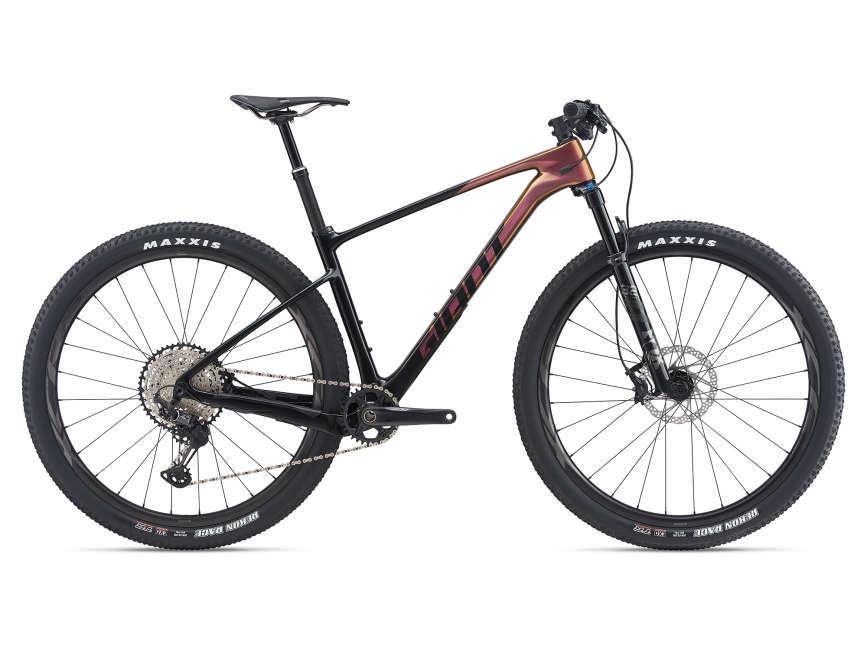 """GIANT XTC Advanced 1 férfi 29"""" MTB kerékpár - XL (2021)"""