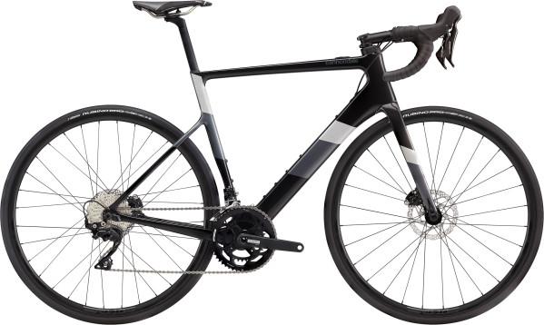 Cannondale SuperSix Neo 3 országúti pedelec kerékpár - fekete - M (2021)