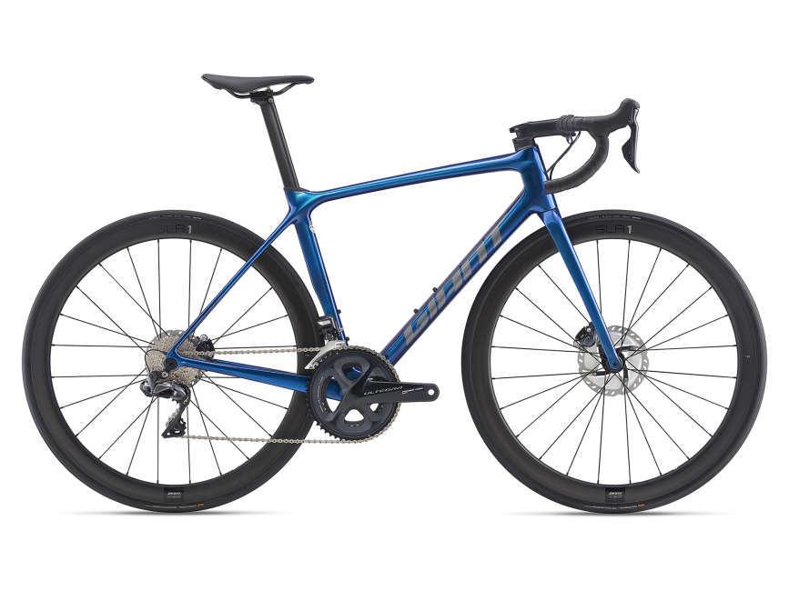 GIANT TCR Advanced Pro 0 Disc KOM országúti kerékpár - M (2021)