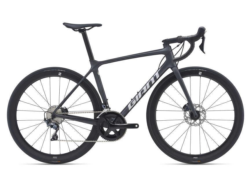 GIANT TCR Advanced 1+ Disc Pro Compact országúti kerékpár - fekete - S (2021)