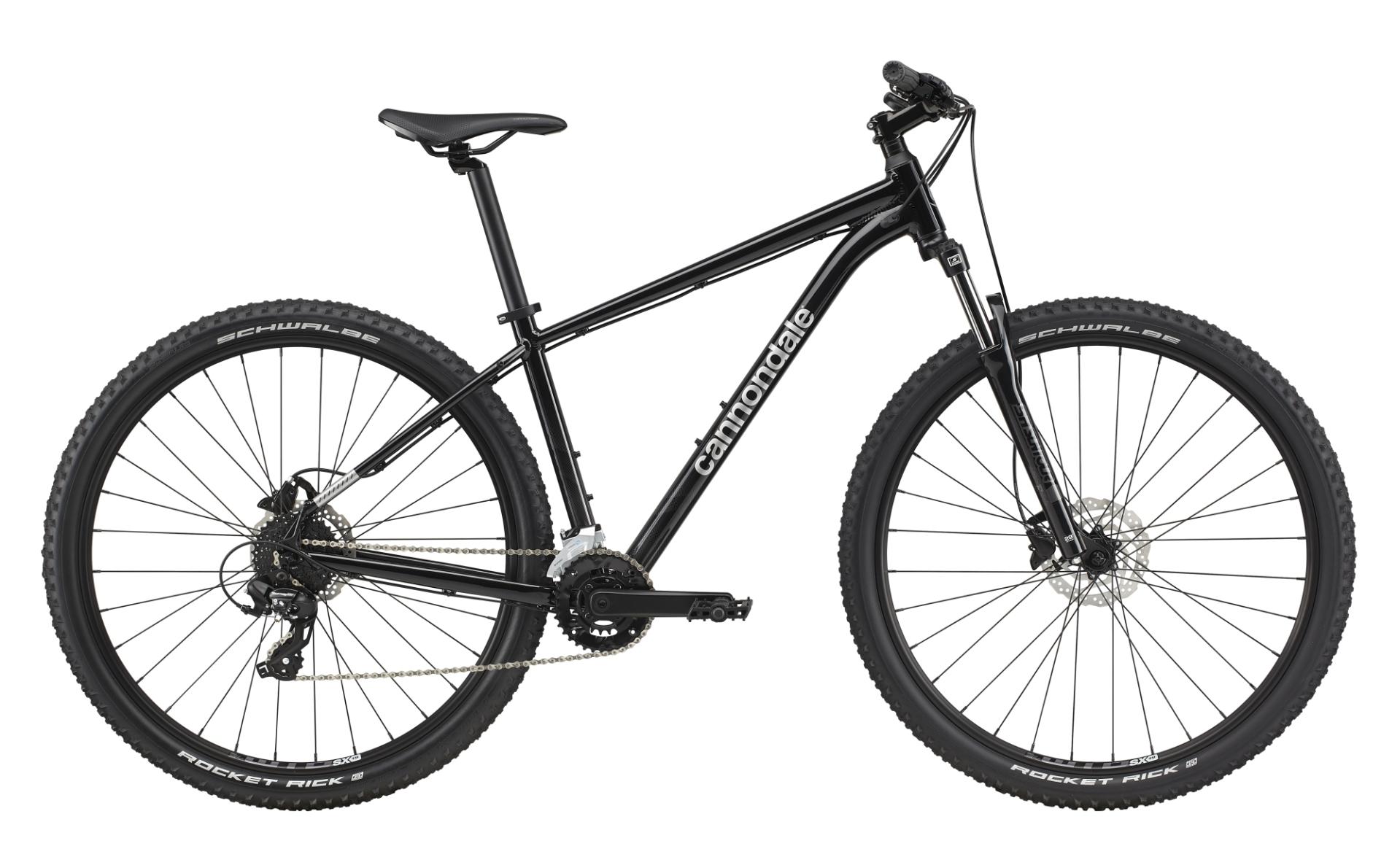 """Cannondale Trail 8 férfi 27.5"""" MTB kerékpár - fekete - S (2021)"""