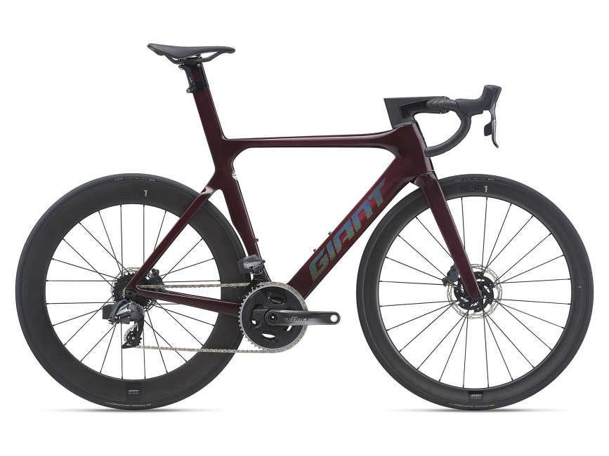 GIANT Propel Advanced SL 1 Disc országúti kerékpár - M/L (2021)