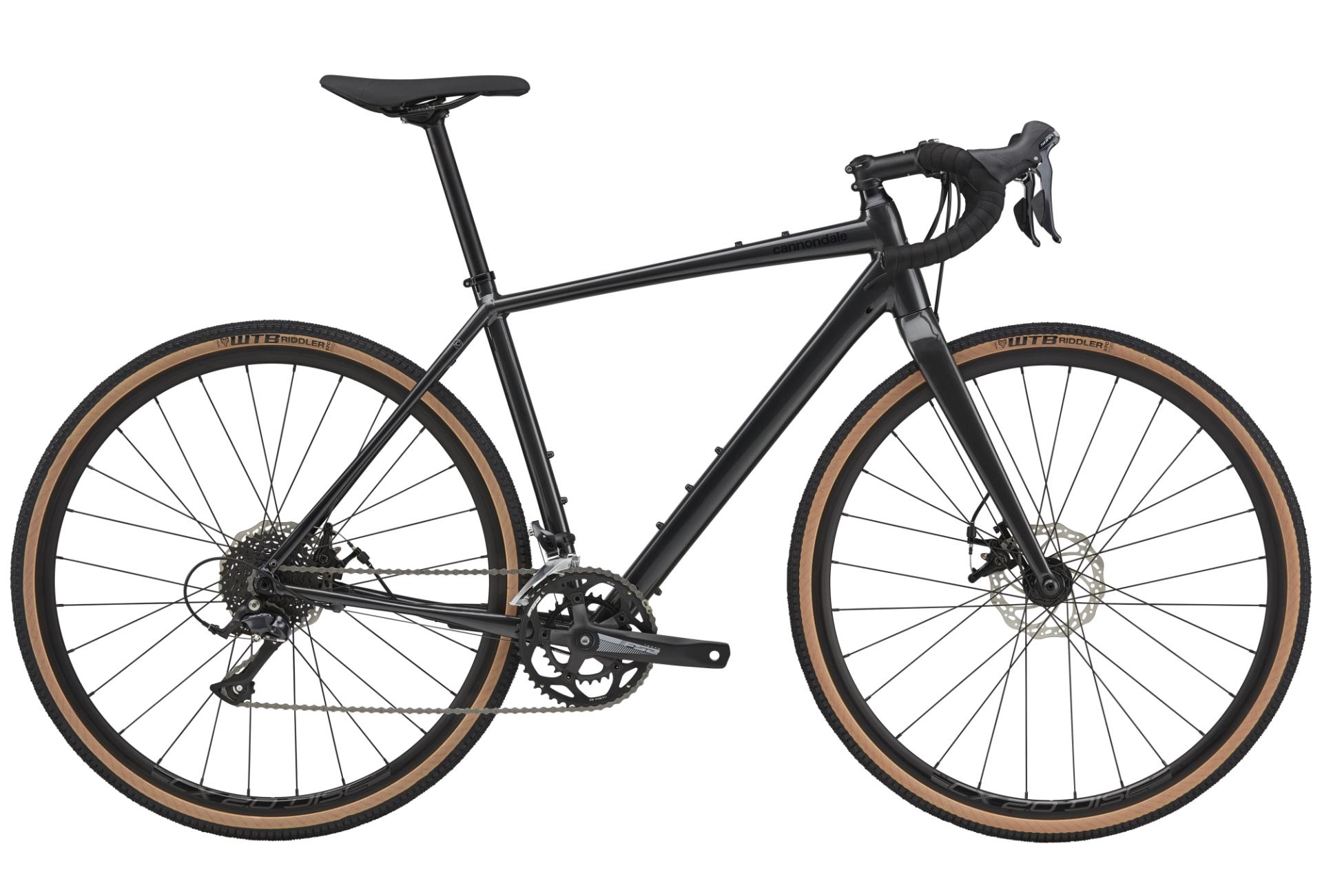 Cannondale Topstone 3 gravel kerékpár - szürke - L (2021)
