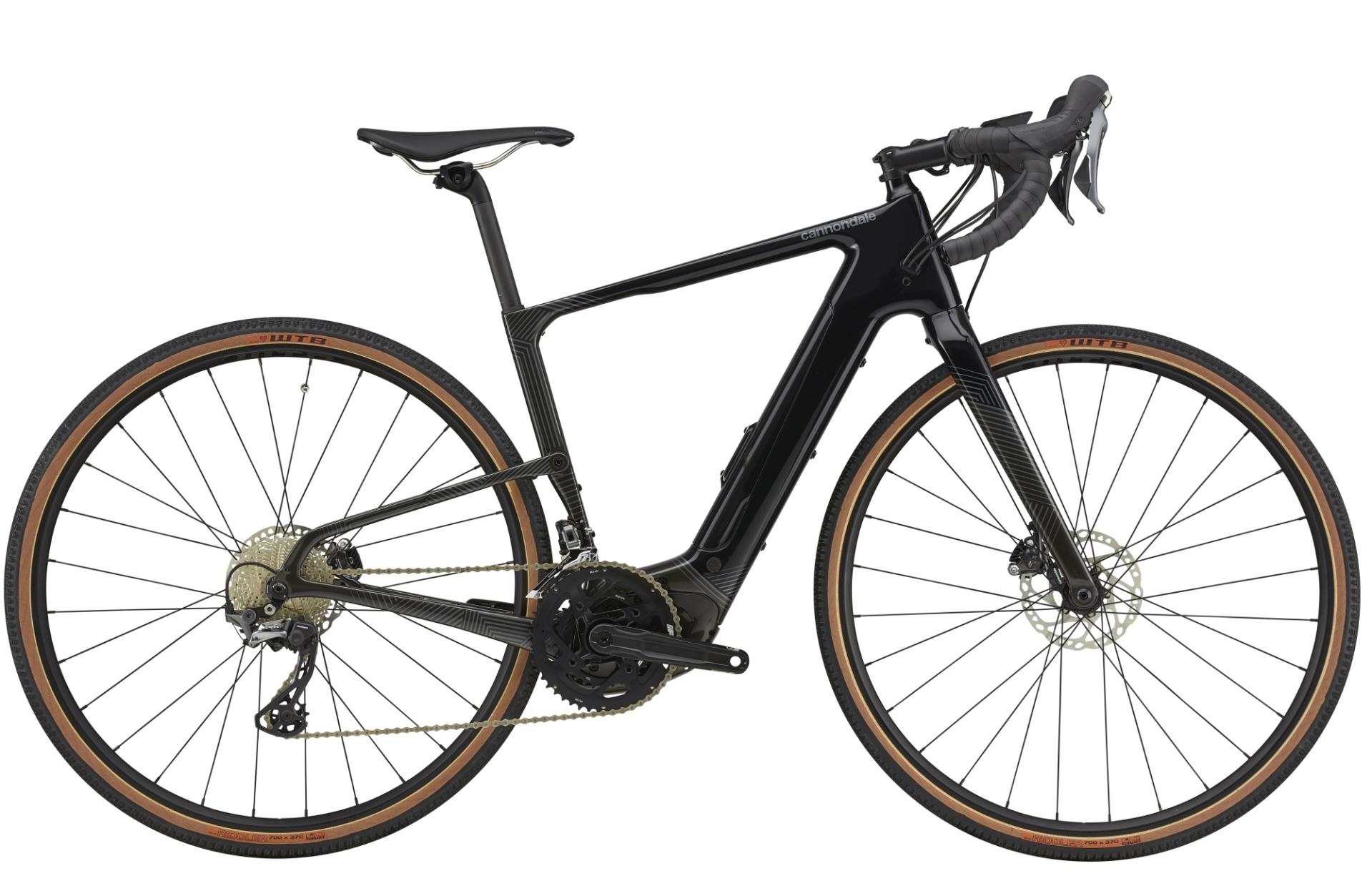 Cannondale Topstone Neo Carbon 2 pedelec gravel kerékpár - fekete - M (2021)