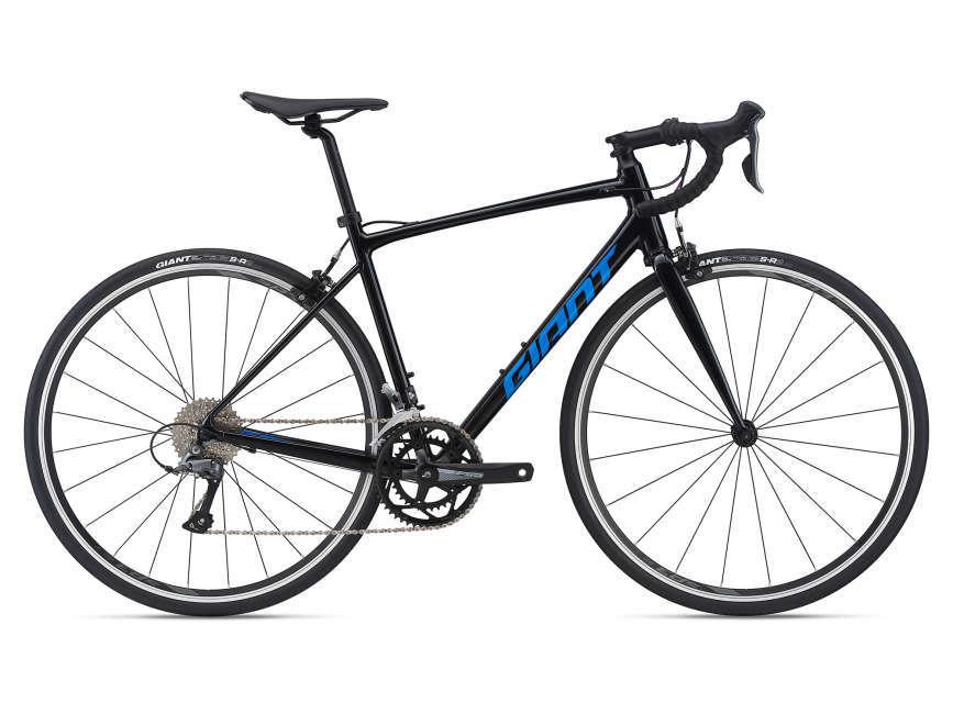 GIANT Contend 3 országúti kerékpár - fekete - S (2021)