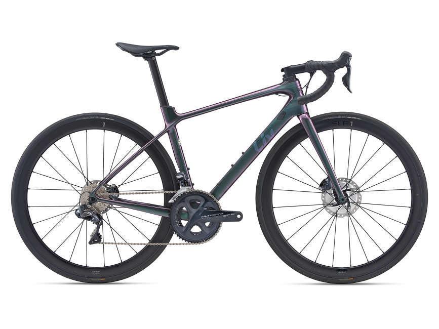 LIV Langma Advanced Pro 0 Disc női országúti kerékpár - S (2021)