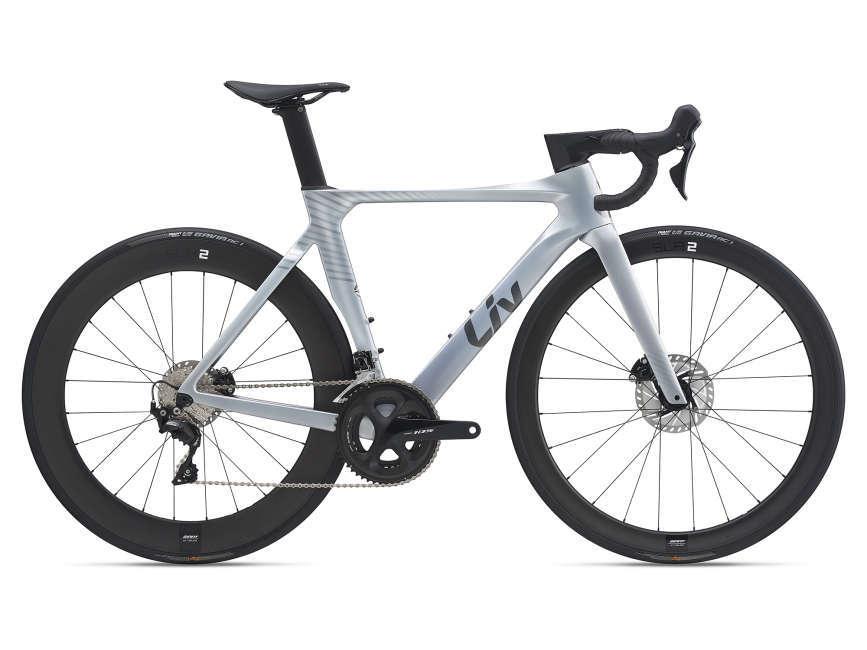LIV Enviliv Advanced Pro 2 Disc női aero kerékpár - L (2021)