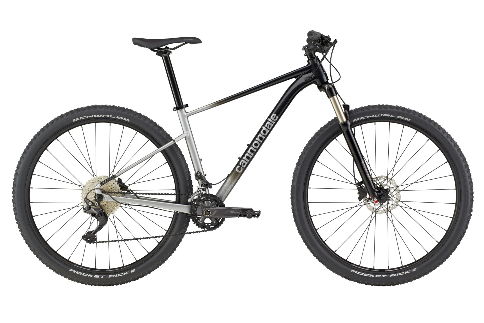 """Cannondale Trail 4 SL férfi 29"""" MTB kerékpár - szürke - L (2021)"""