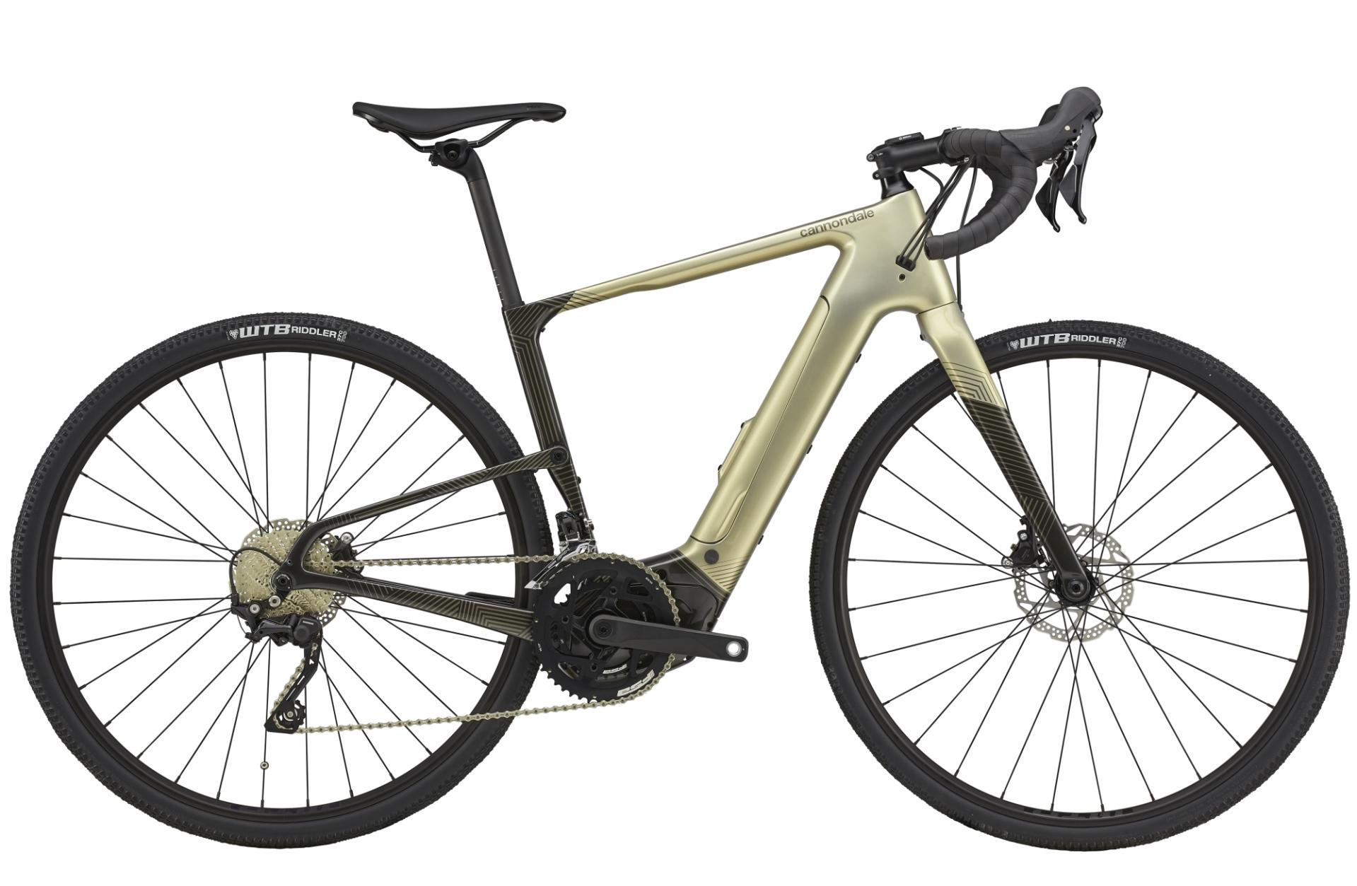 Cannondale Topstone Neo Carbon 4 pedelec gravel kerékpár - S (2021)