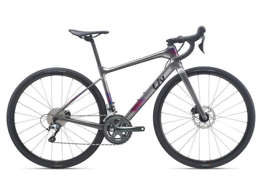 LIV Avail Advanced 3 női országúti kerékpár - XS (2021)