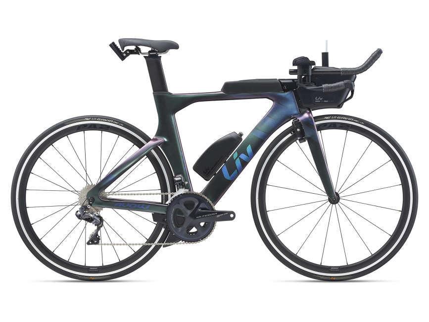 LIV Avow Advanced Pro 1 női triathlon kerékpár - S (2021)
