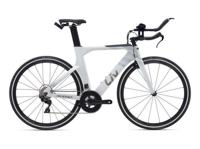 LIV Avow Advanced női triathlon kerékpár - XS (2021)