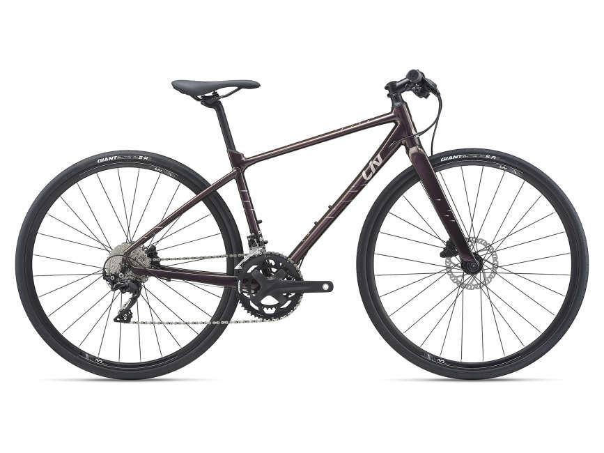 LIV Thrive 1 női fitness kerékpár - XS (2021)