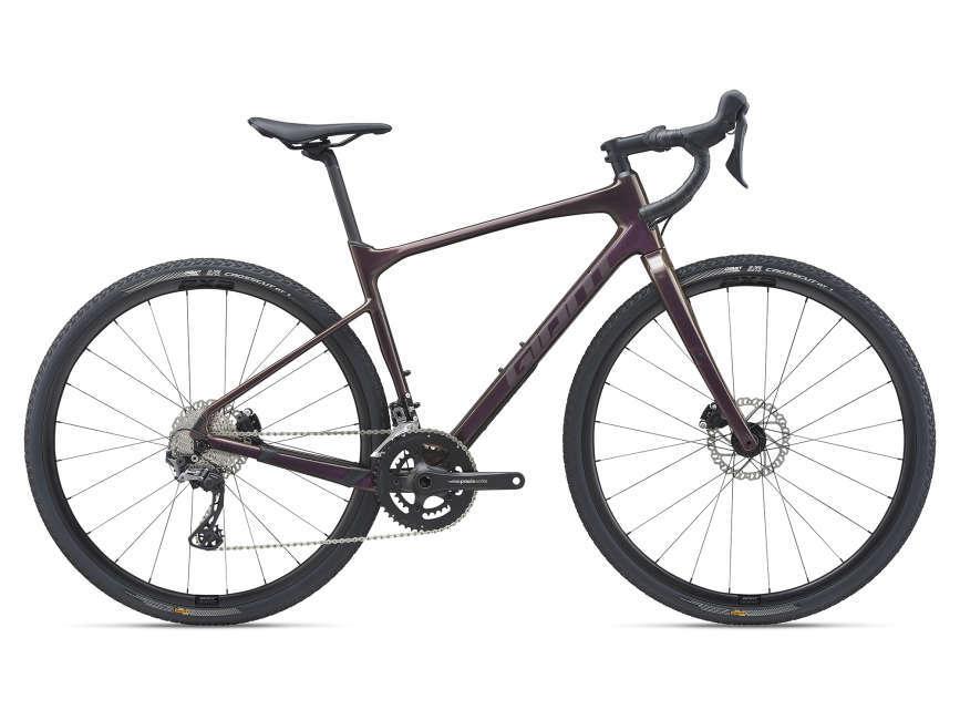 GIANT Revolt Advanced 2 férfi gravel kerékpár - L (2021)
