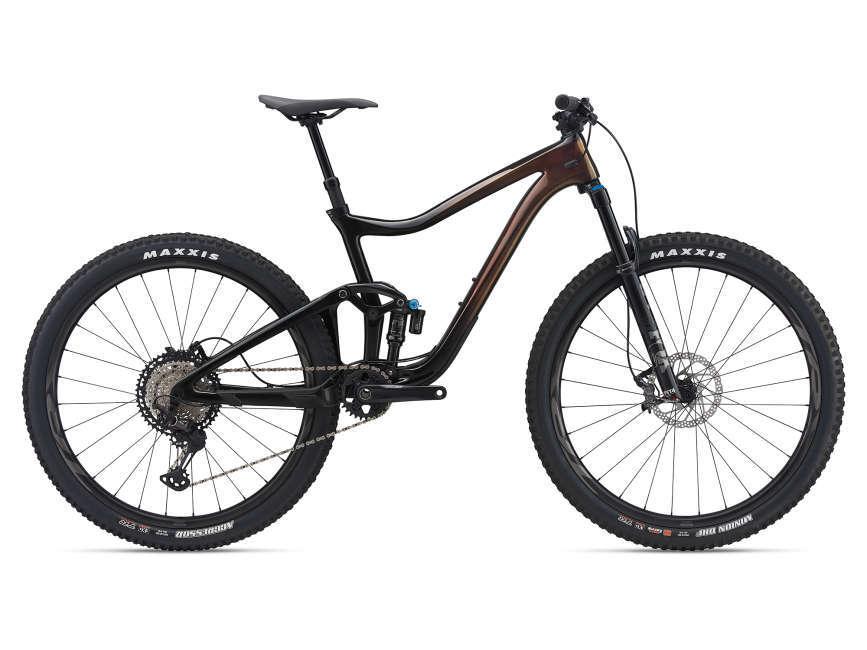 """GIANT Trance Advanced Pro 1 férfi 29"""" trail kerékpár - M (2021)"""