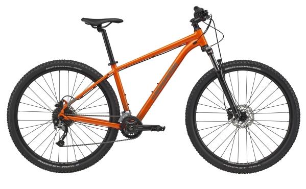 """Cannondale Trail 6 férfi 27.5"""" MTB kerékpár - narancs - S (2021)"""