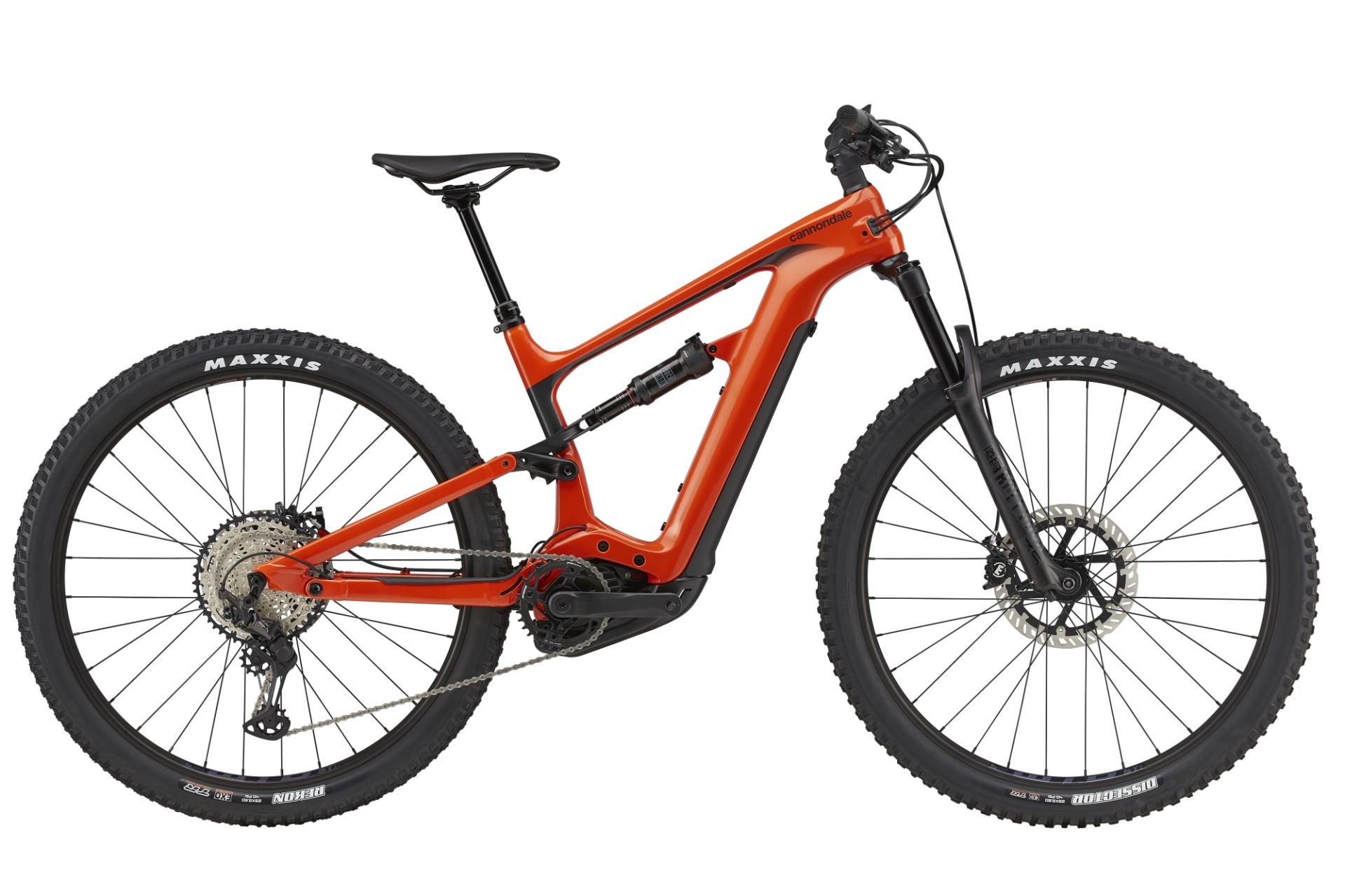 "Cannondale Habit Neo 2 férfi 29"" Trail pedelec kerékpár - piros - L (2021)"