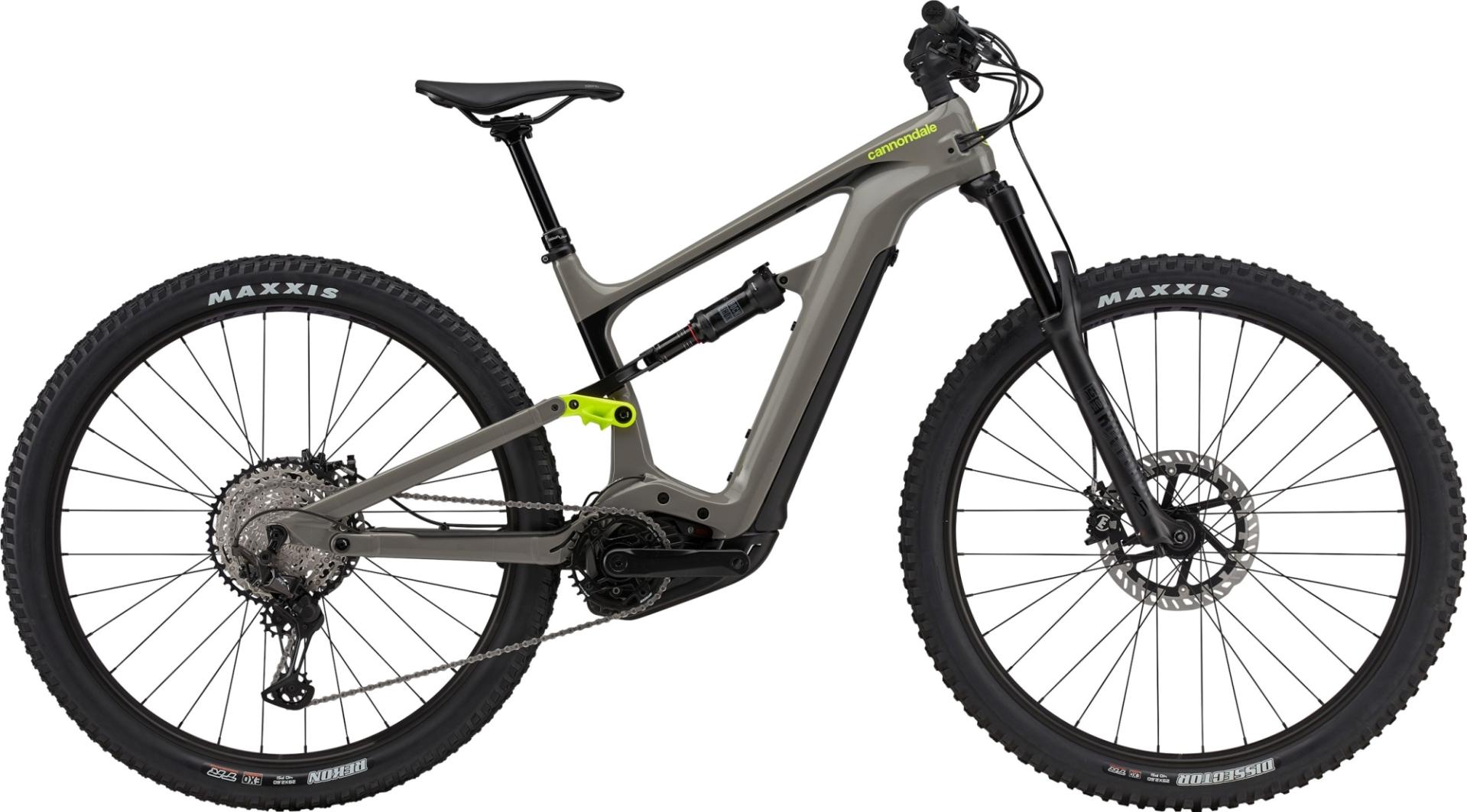 """Cannondale Habit Neo 2 férfi 29"""" Trail pedelec kerékpár - szürke - L (2021)"""