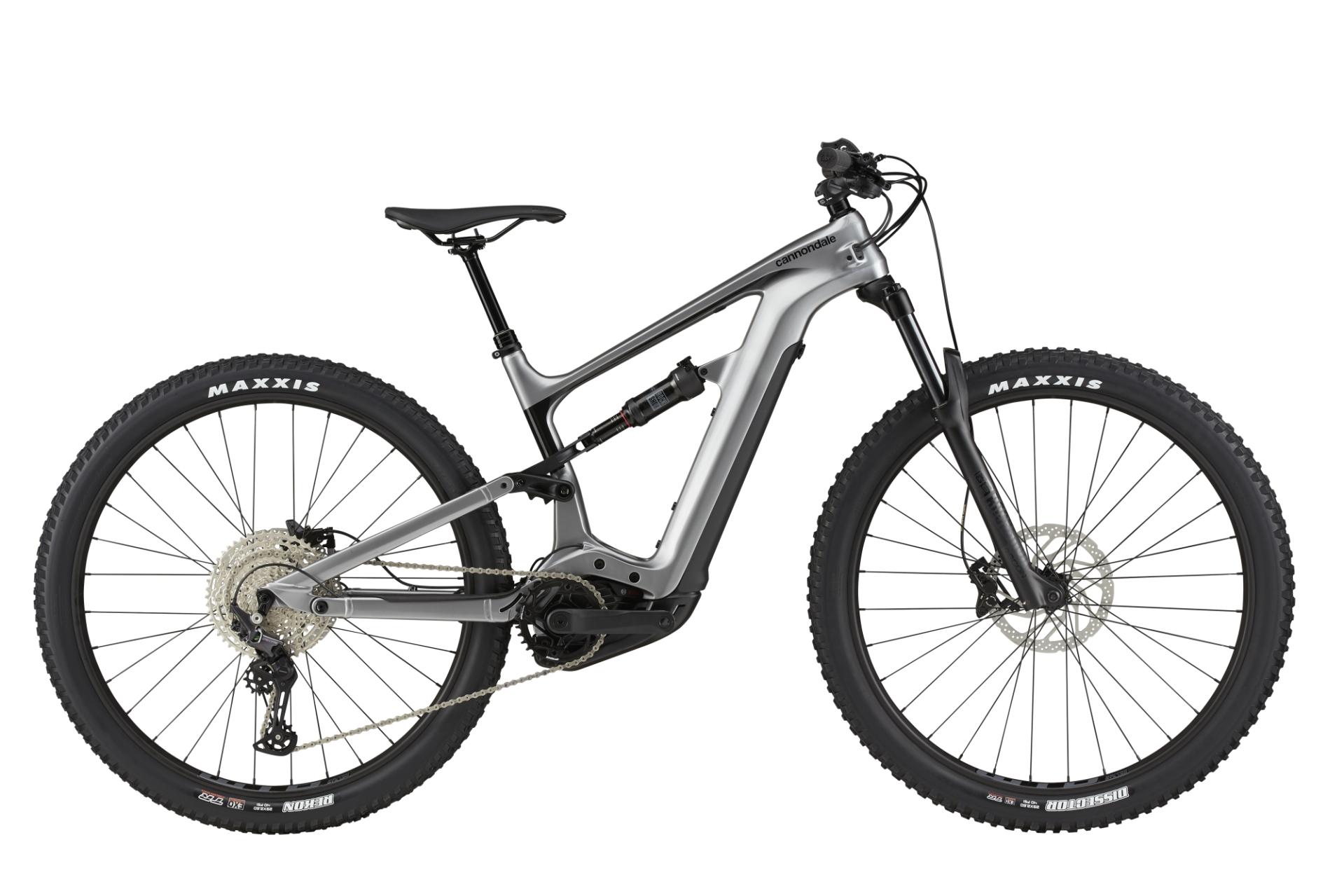 """Cannondale Habit Neo 4 férfi 29"""" Trail pedelec kerékpár - szürke - XL (2021)"""