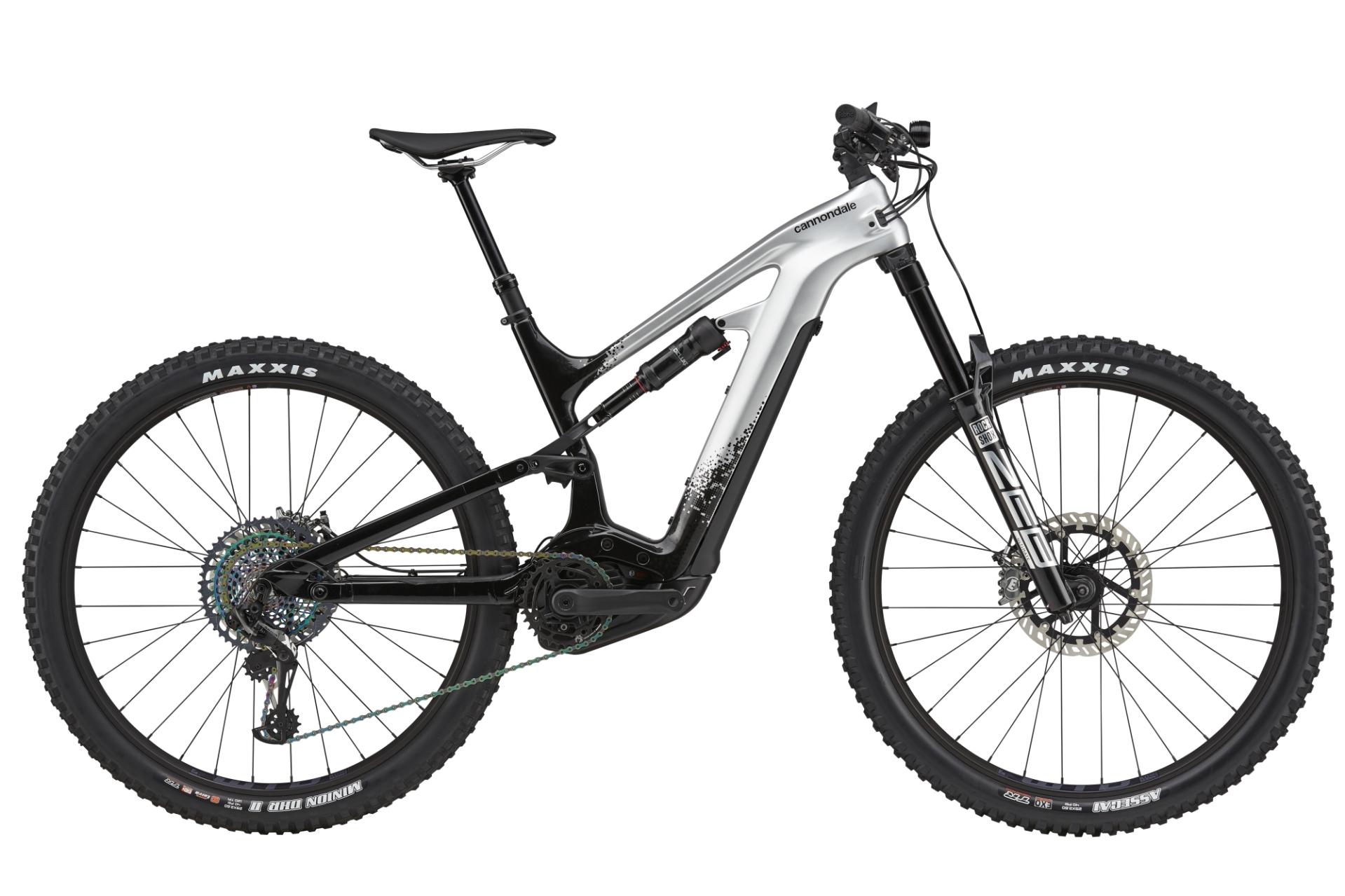"""Cannondale Moterra Neo CRB 1 férfi 29"""" összteleszkópos MTB pedelec kerékpár - L (2021)"""