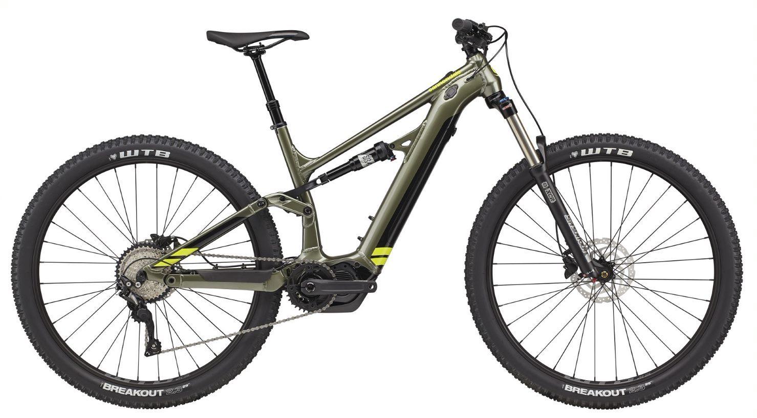 """Cannondale MOTERRA NEO 5 férfi 29"""" össztelós MTB pedelec kerékpár - L (2021)"""