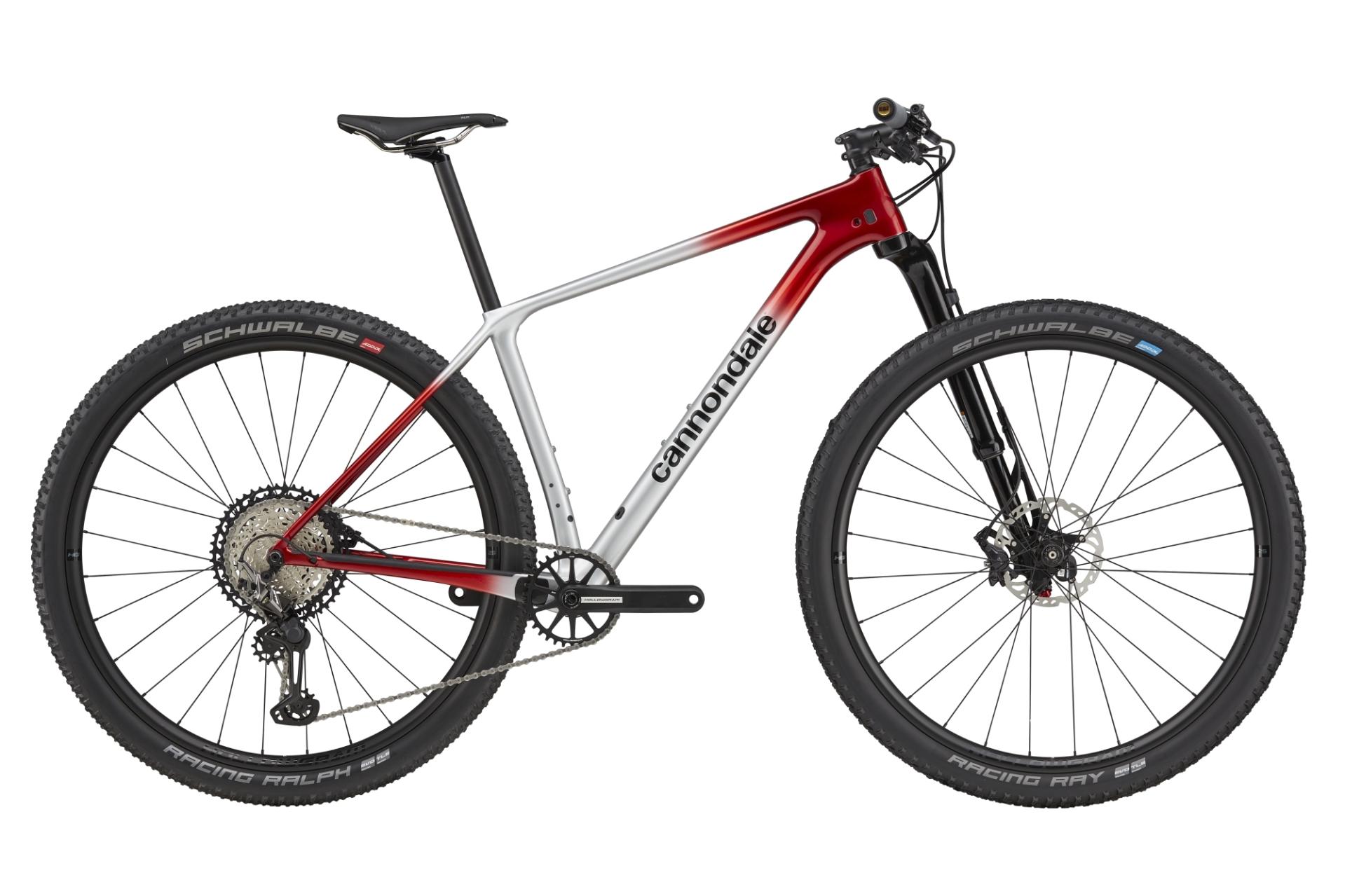 """Cannondale F-Si Carbon 2 férfi 29"""" MTB kerékpár - L (2021)"""