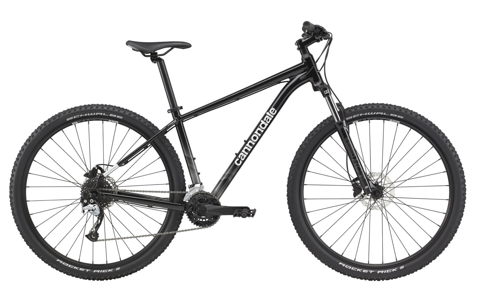 """Cannondale Trail 7 férfi 29"""" MTB kerékpár - fekete - XL (2021)"""