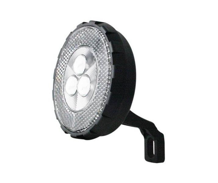 QT Cycle Tech 3LEd első világítás elemes