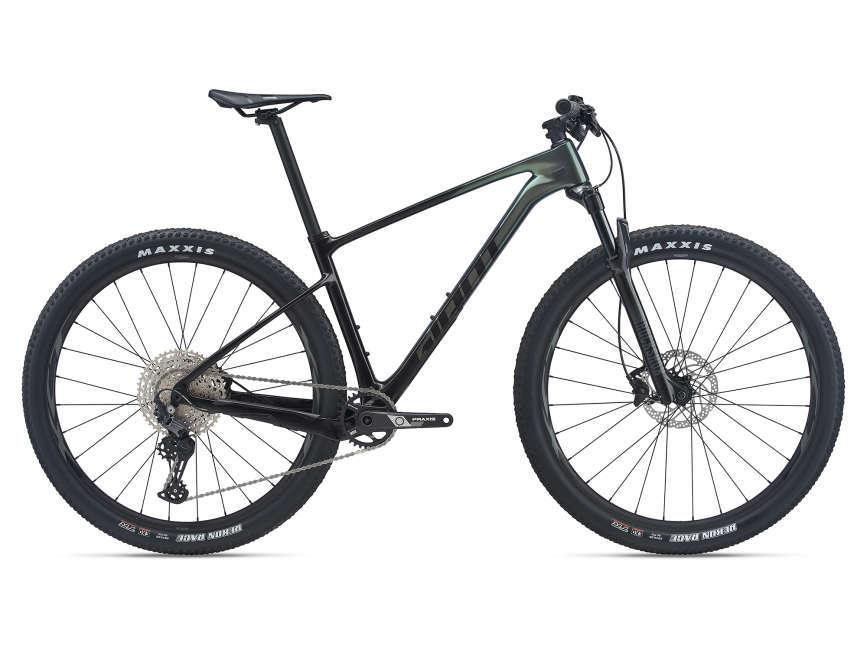 """GIANT XTC Advanced 3 férfi 29"""" MTB kerékpár - balzsam zöld - M (2021)"""