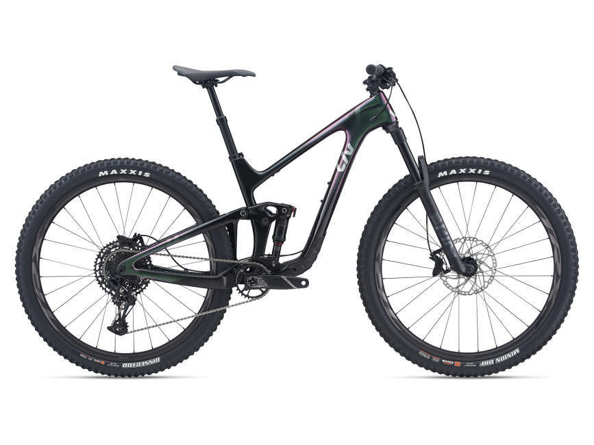 "LIV Intrigue Advanced Pro 2 női 29"" trail kerékpár - L (2021)"