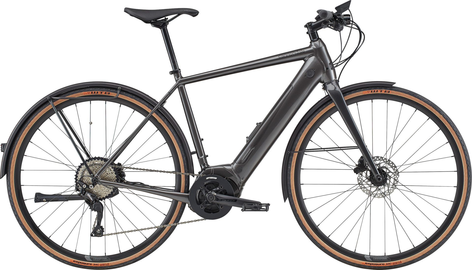 Cannondale Quick Neo EQ pedelec fitness kerékpár - M (2021)