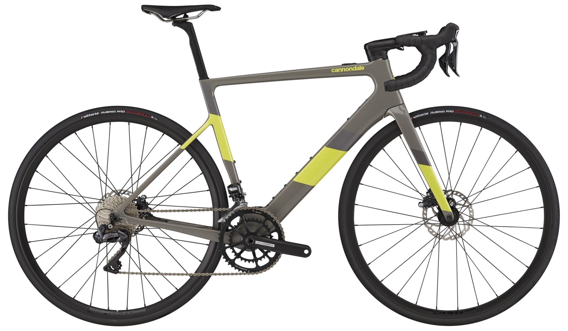 Cannondale SuperSix Neo 2 pedelec országúti kerékpár - M (2021)