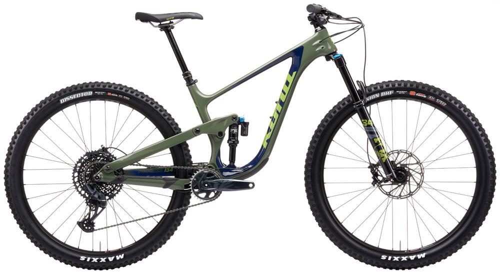 """KONA Process 134 CR férfi 29"""" downhill kerékpár - XL (2021)"""