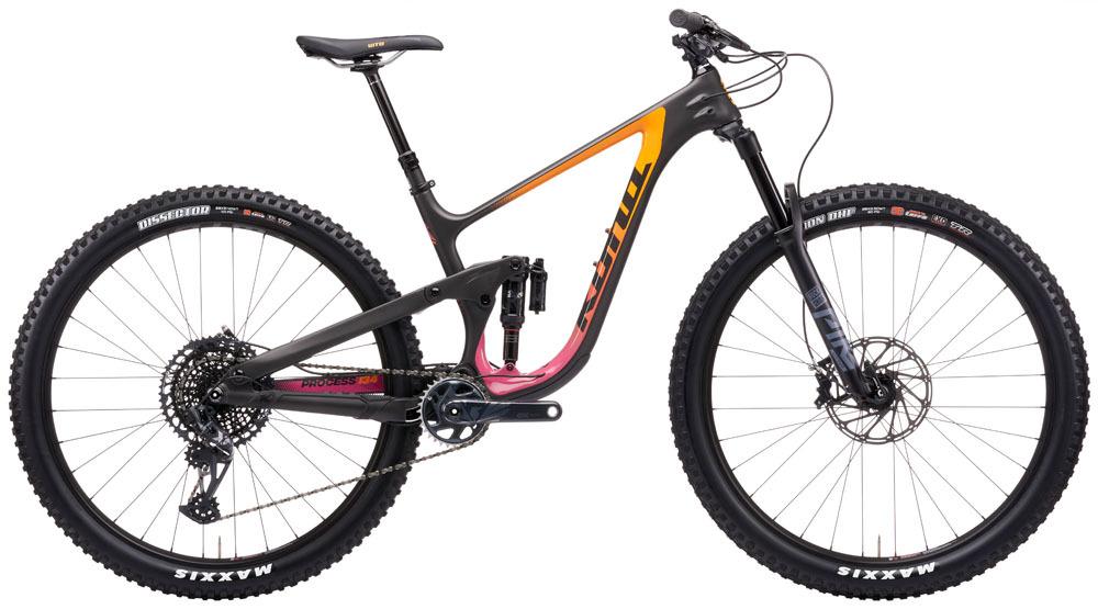 "KONA Process 134 CR/DL férfi 29"" downhill kerékpár - S (2021)"