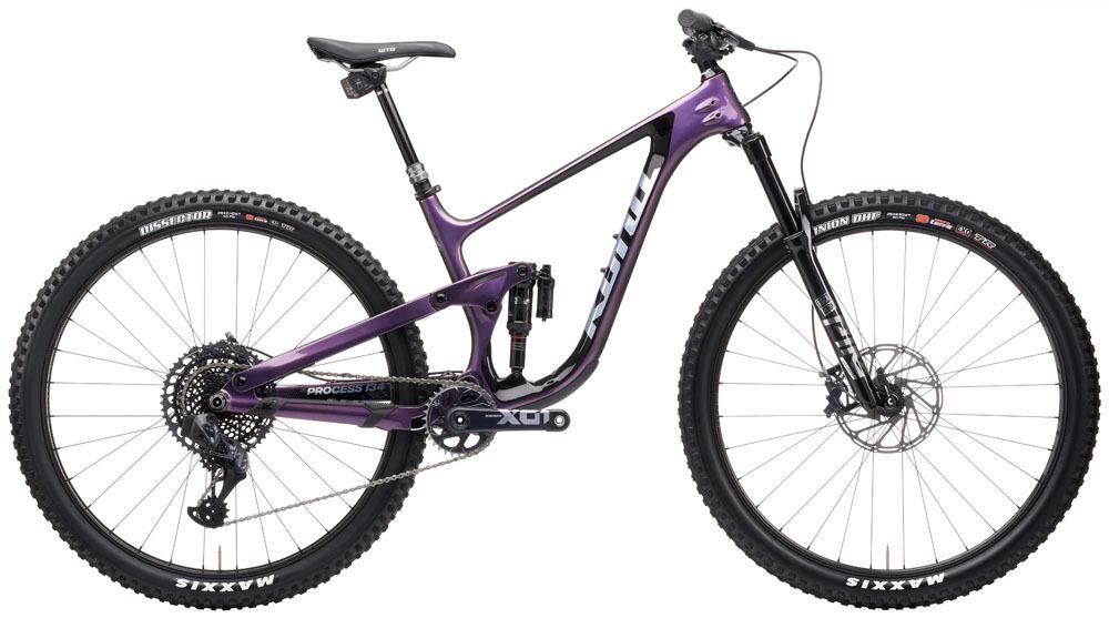"KONA Process 134 CR Supreme férfi 29"" downhill kerékpár - M (2021)"