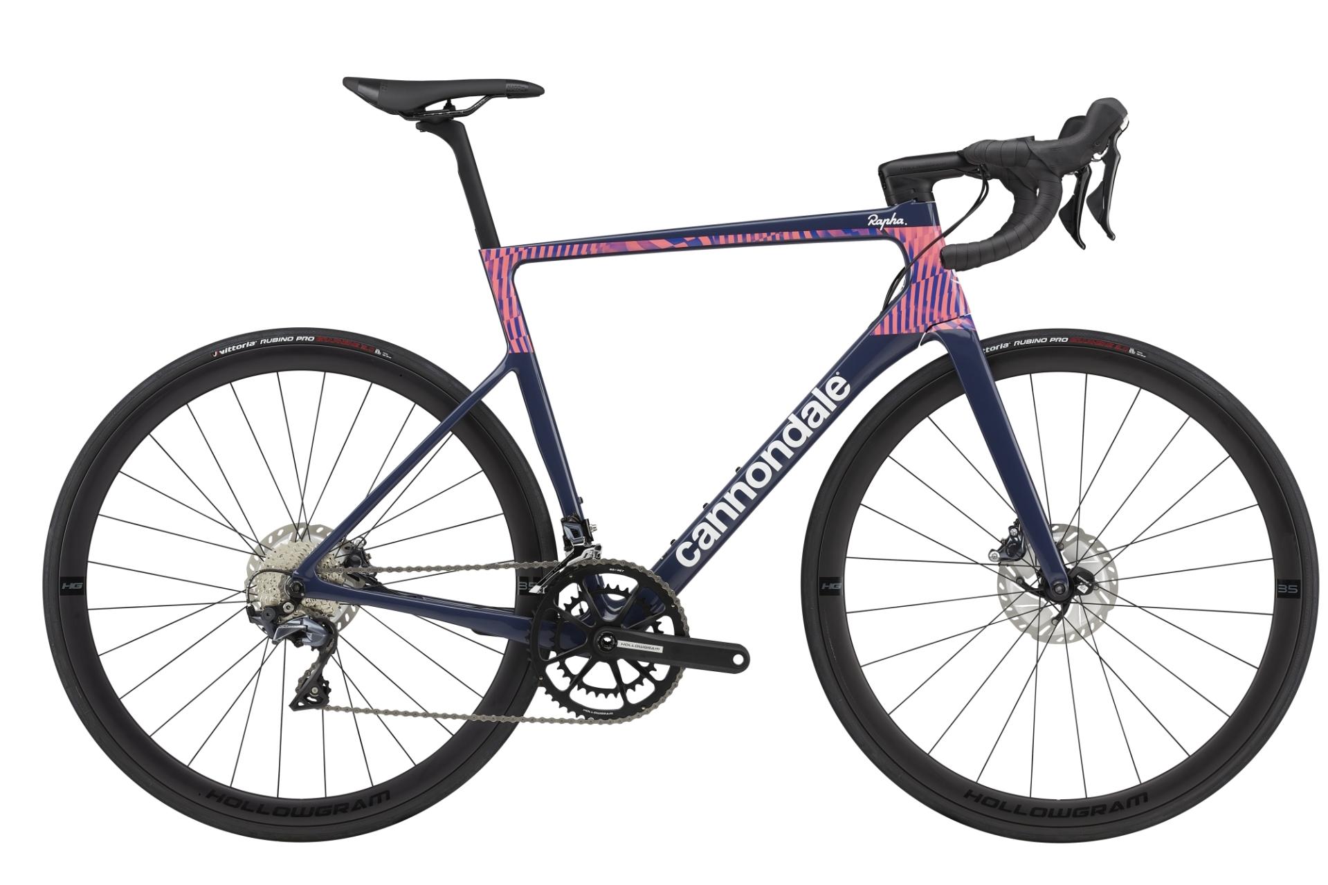 Cannondale SuperSix Evo HM Disc Ultegra országúti kerékpár - kék - 54 cm (2021)