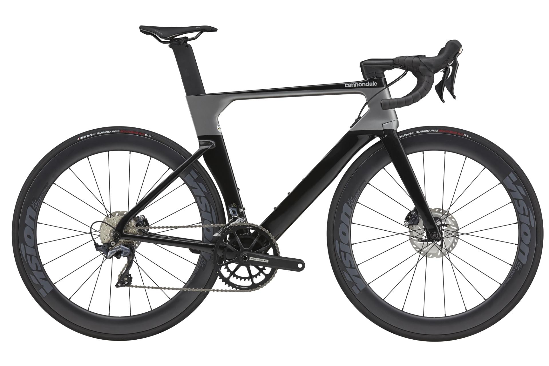 Cannondale SystemSix Carbon Ultegra országúti kerékpár - fekete - 51 cm (2021)