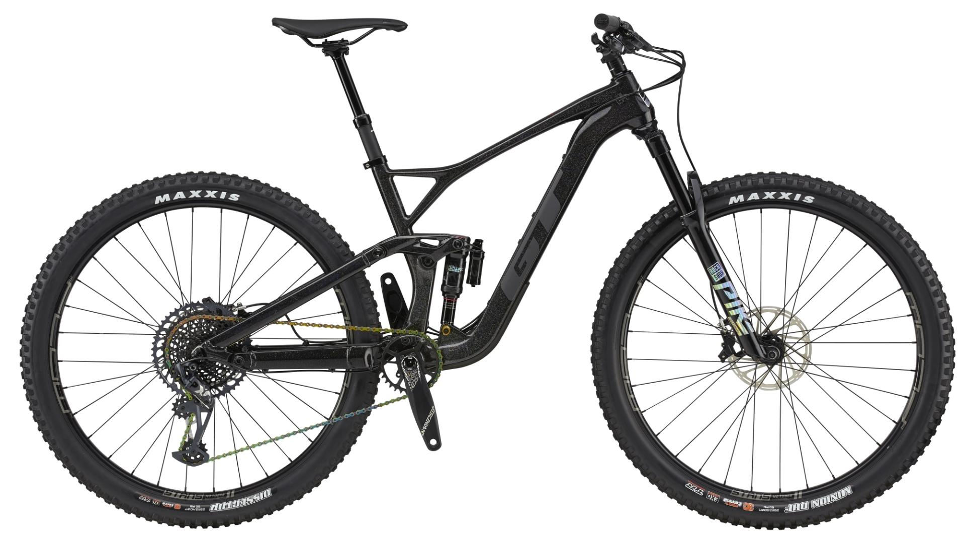 "GT Sensor Carbon Pro férfi 29"" trail kerékpár- fekete - M (2021)"